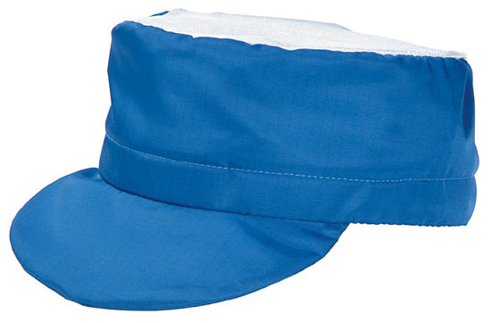 Picture of Painter-Style Paint Room Hat with White Mesh on Top