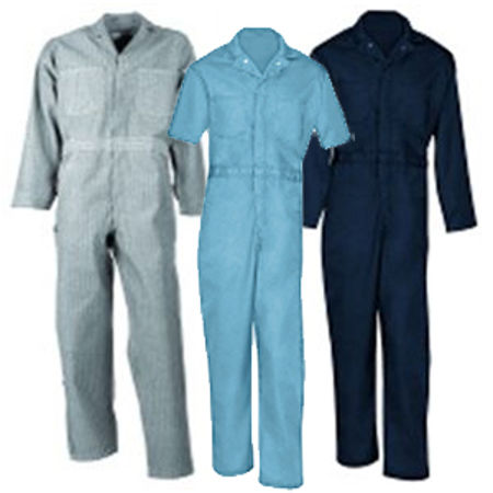 Picture for category Classic Industrial Coveralls