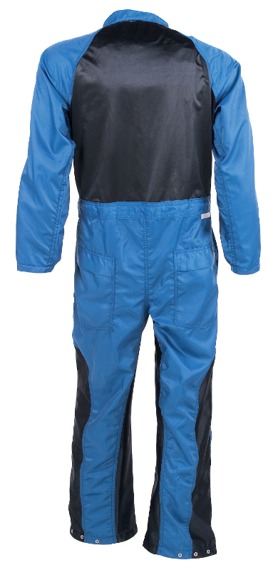 Picture of Chrysler-Style/Paint Room Coverall-Royal Blue