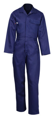 Picture of Westex Indura® Industrial Coverall with Nomex® Break-Away Zipper