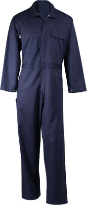 Picture of Westex UltraSoft® 7 oz. Work Coverall with Nomex® Break-Away Zipper-Big and Tall Sizes Available (Light Weight)