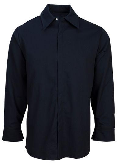 Picture of Westex UltraSoft® Concealed Gripper Pocketless Shirt