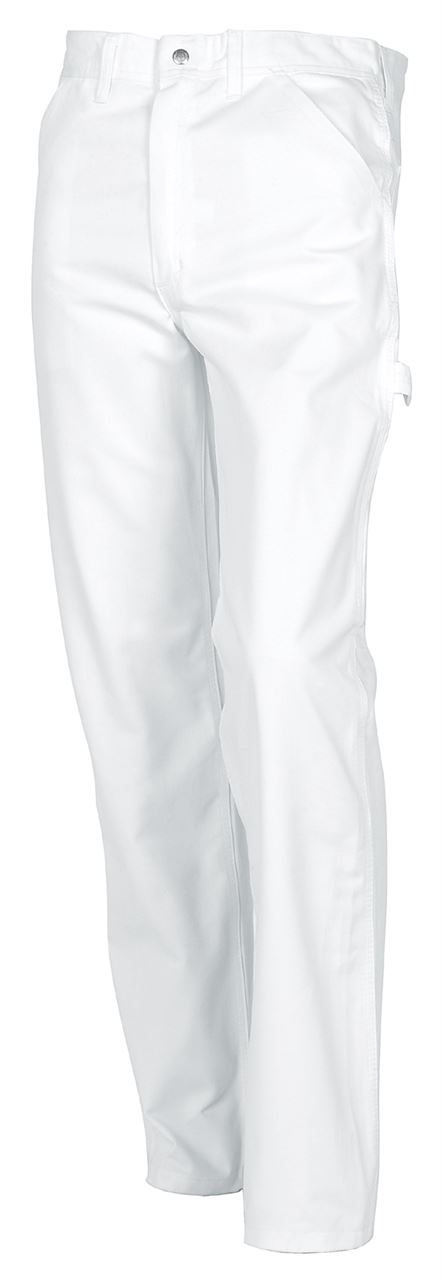 Picture of Painter Pant(MADE IN USA)-single or double knee (DISCONTINUED STYLE)-Available in 3 shades of white