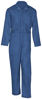 Picture of 65% Polyester/35% Cotton Action Back Zipper Closure Coverall- Long Sleeve