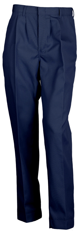 Picture of Women's Pleated Twill Slacks