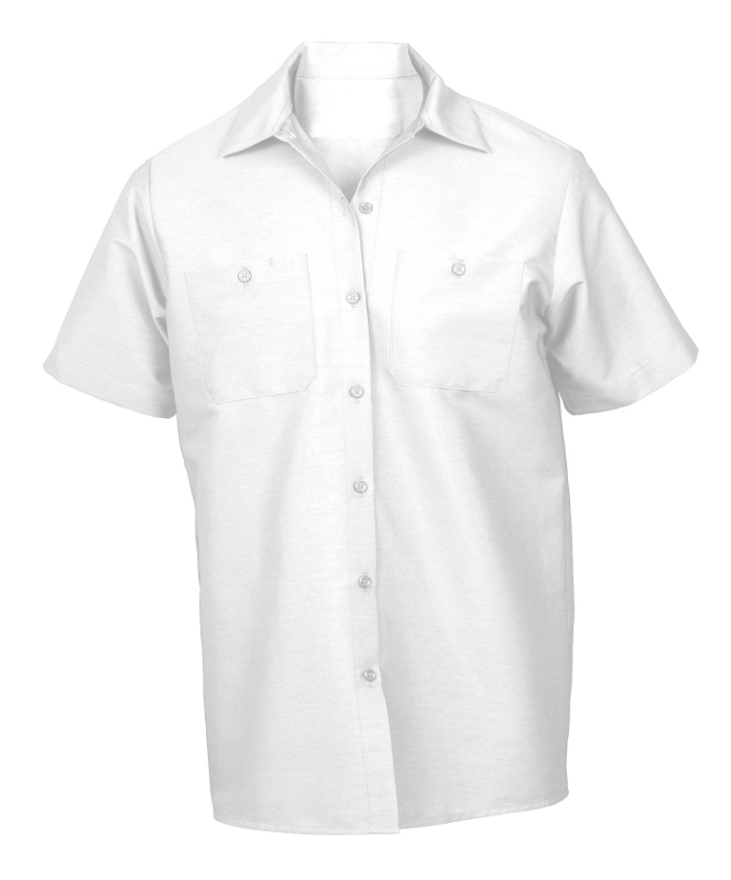 Picture of Women's Industrial Work Shirt (DISCONTINUED STYLE)- Short Sleeve
