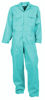 Picture of Proban®FR-7A® Visual Green Coverall (two chest pockets with flaps) -MADE IN THE USA