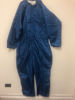 """Picture of Paint Room Coverall with """"Team Texas"""" Heat Transfer (1st Quality)"""