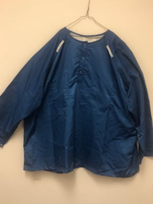 Picture of General Motors Paint Room Shirt with Covered White Vented Back (1st Quality)