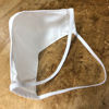 Picture of Face Mask (ANTIMICROBIAL)-Unisex Sizing-with Filter Pocket-Washable-Double Layer-Follows CDC Guidelines -Double Elastic Loop Behind Head and Elastic Ear Loop Style