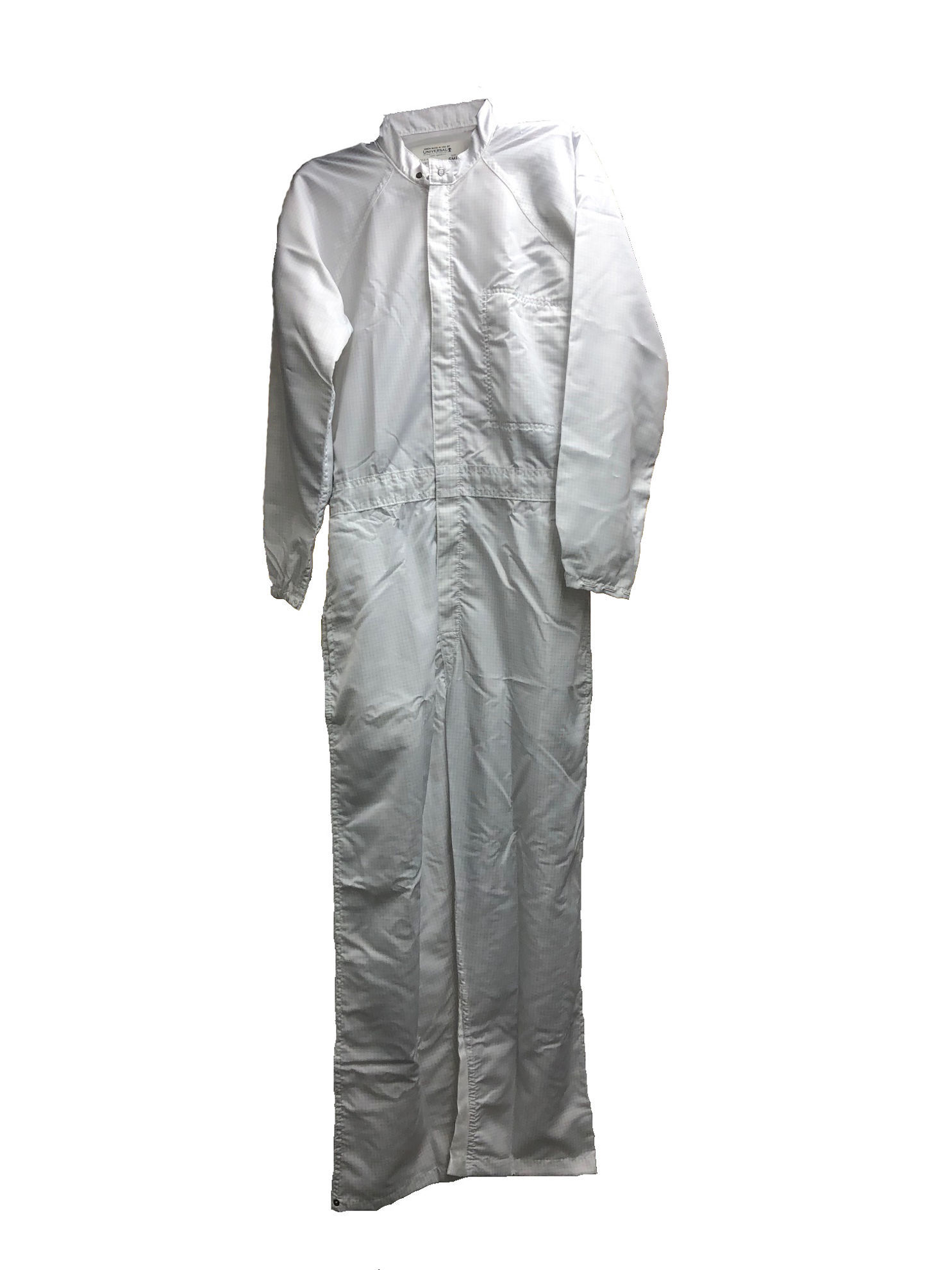 Picture of General Motors Paint Room Coverall-White (1st Quality)