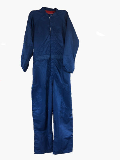 Picture of Chrysler-Style/Paint Room Coverall-Royal Blue with Red Venting (1st Quality)