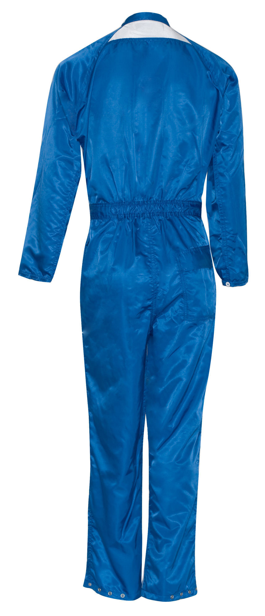 Picture of General Motors Paint Room Coverall with Interior Barcode-Made in the USA-Union Made (1st Quality)