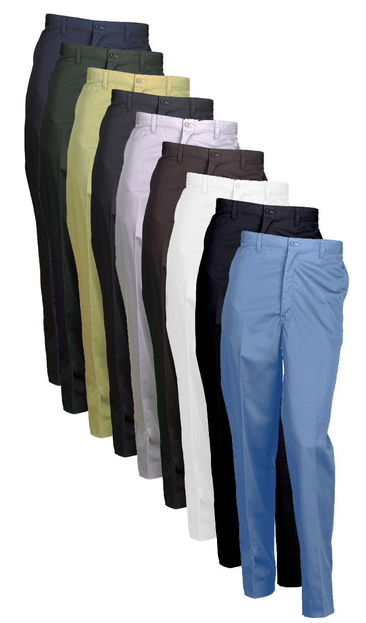 Picture of Wrinkle-Resistant Cotton Work Pant