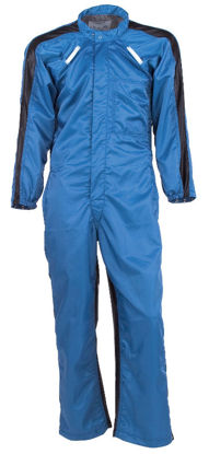Picture of Chrysler-Style/Paint Room Coverall-Royal Blue (seconds quality)