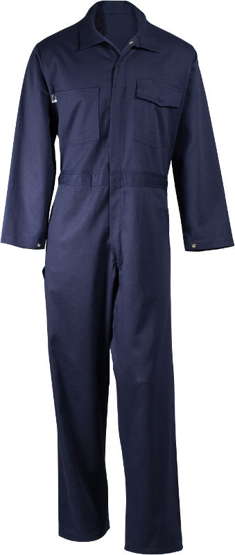 Picture of Westex UltraSoft® 7 oz. Work Coverall with Snap Front Closure (Light Weight) - Large Short