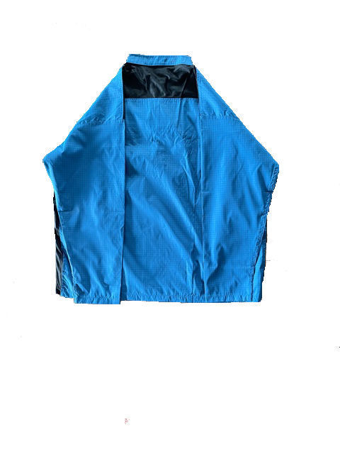Picture of Paint Room Shirt with Black Venting on the Yoke (1st quality)-with stand-up collar